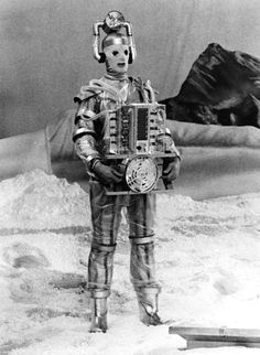 The original Cybermen from the early 60s. I still find these the creepiest.