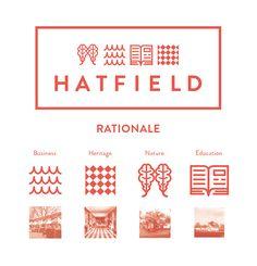 Hatfield Town on Behance