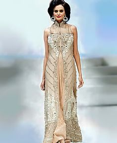 Pakistani Designer Outfits, Bridal Couture Week 2010 Dress, Style 360 Fashion Show Outfits Party Wear