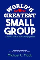 ANNOUNCING the release of World's Greatest Small Group! #worldSGrtest 20% discount w/ code here: http://smallgroupleadership.com/worlds-greatest-small-group