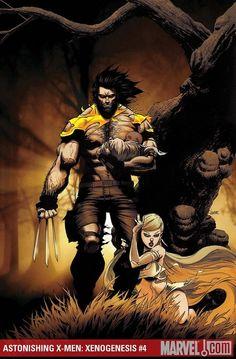 Wolverine * Kaare Andrews