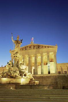"""""""Vienna, Austria (Jon Arnold)""""  by Jon Arnold Images"""