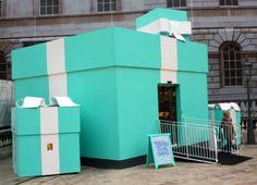 tiffany's pop up store london