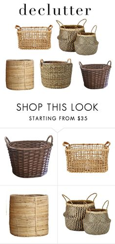 2 Piece Round Storage Basket Set Bloomingville  Http://www.amazon.co.uk/dp/B00OTFZ96M/refu003dcm_sw_r_pi_dp_bKuevb123DBMF |  Pinterest | Storage Baskets And ...