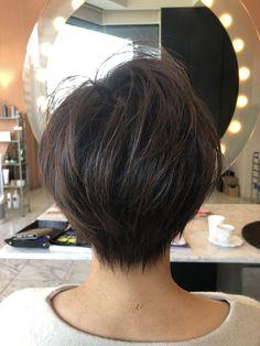 Short Hair Cuts, Hair Styles, Recipes, Maquillaje, Beleza, Whoville Hair, Short Hairstyles, Meal, Hairstyles