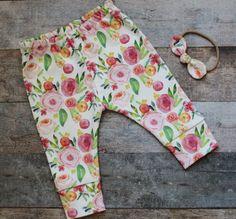 Organic Baby Clothes Baby gift set Headband от LovelyLyraOrganics