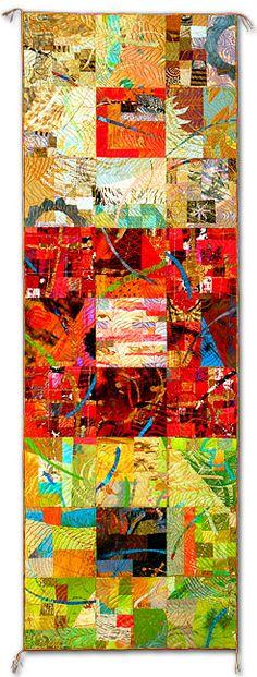 Sue Benner: Artist - Walking Through Time Gallery