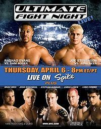 Ultimate Fight Night 4.