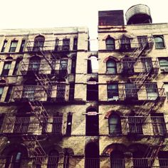 NYC 2014 - Building - Photo by Gabriel Faldutto ®