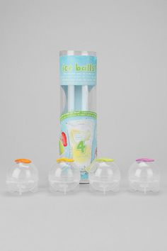 Ice Ball - Set Of 4  #UrbanOutfitters