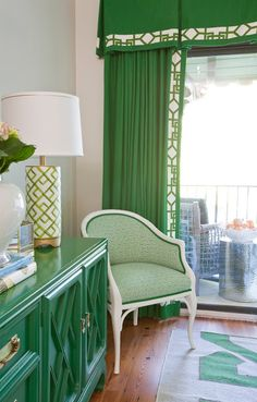 The Glam Pad: Sea Island Chic By Parker Kennedy Living