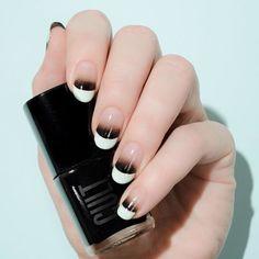 Mint fade nail #nailart