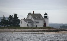 Blue Hill Bay Lighthouse, Maine at Lighthousefriends.com
