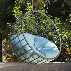 Outdoor swing chair