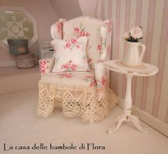 la casa delle bambole di flora: Cosa ha fatto Flora in queste settimane?/ What did Flora in recent weeks?