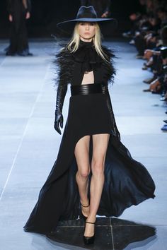 Saint Laurent Spring Summer 2013 Ready-To-Wear