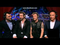 DWTS All Access: Backstreet Boys Takeover - YouTube