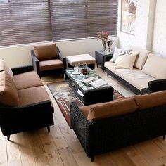 Rattan Sofa, Couch, Furniture, Home Decor, Settee, Decoration Home, Sofa, Room Decor, Home Furnishings