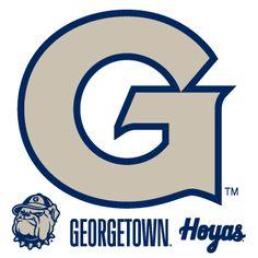 Georgetown University. My 2nd favorite college basketball team.