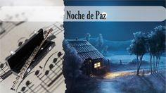Partitura Noche de Paz Flauta Traversa