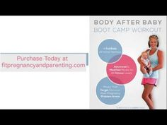 Body After Baby Boot Camp Workout DVD – Fit Pregnancy and Parenting