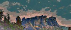 Beautiful Mountains  Augusta Stylianou