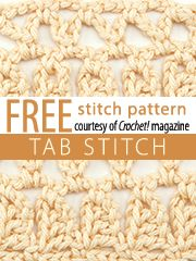 Crochet Stitches Sp : ... Crochet Stitches, Stitch Patterns and Crochet Stitches Patterns