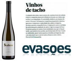 Vinhos de Tacho… Wine pot… Evasões Magazine