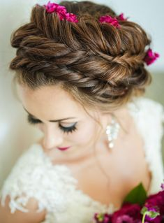 Hair and Make-up by Steph: Cherisa