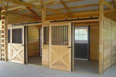 horse wash rack or stall | ... black powder coat stalls 72 wide stall barn grooming stalls wash rack