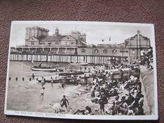 Bognor Pier Bognor Regis, Brighton, The Past, Paradise, Louvre, Retro, Children, Places, Travel