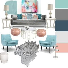 A Softer Palette by Zuniga Interiors
