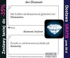 Diamant - diament, brylant