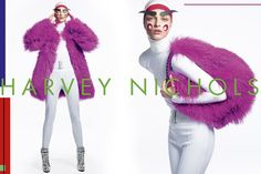 The latest tips and news on harvey-nichols are on Sandi in the City. On Sandi in the City you will find everything you need on harvey-nichols. Paper Makeup, Lisa Eldridge, Beauty Shoot, Harvey Nichols, International Fashion, Face Art, Supermodels, Editorial Fashion, Ronald Mcdonald