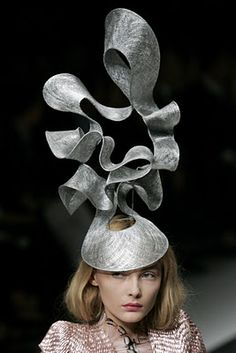 Couture as Art - Philip Treacy's Hats