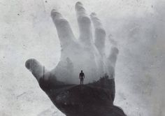 Double Exposure Portraits by Brandon Kidwell | Inspiration Grid | Design Inspiration