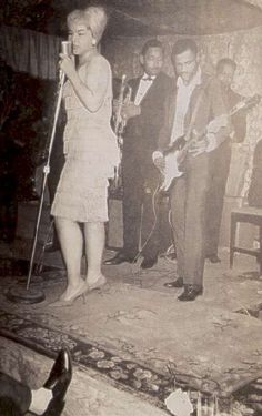 Etta James <3 Rest in Peace.