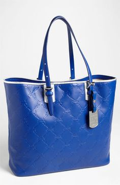 aa41dd6bd73d Longchamp LM Cuir - Medium Shoulder Tote available at  Nordstrom Klein  Blue