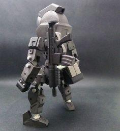 3d Printed Robot, Bjd, Stop Motion, Master Chief, 3d Printing, Robotics, Studio, Puppets, Prints