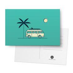 Cartão Let's Get Away de @guiez | Colab55