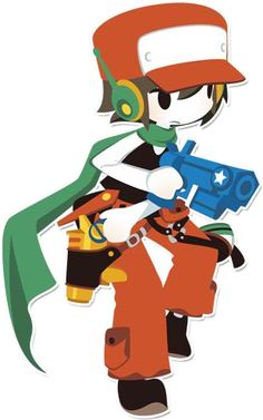 """Quote - """"Cave Story"""""""