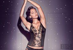 Valisère - Lingerie - Fall-winter 2013-2014 - http://en.dentell.es/fashion/lingerie-12/l/valisere-3981