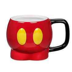 Mickey Mouse Shorts Mug | Disney Store