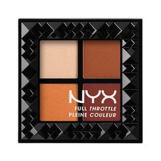 Full Throttle Shadow Palette   I saw. I pinned. I bought. Today I lost to my addiction lol