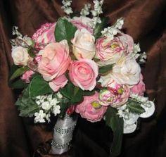 Soft Pink Creme - Wedding Bouquets