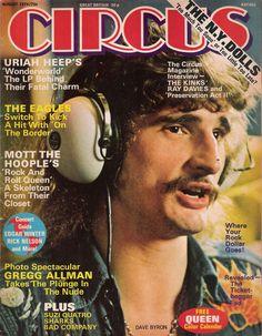 Circus Magazine August 1974