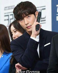 Lee Joon Gi Criminal Minds Press Conference July 19, 2017