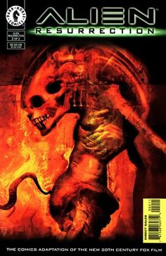 Aliens comics collection
