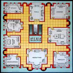Clue-1949-John-Waddington-Ltd-Leeds-England-Foreign-edition-sold-in-USA-board.jpg (637×640)