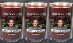If you're a Luke Bryan fan, like a really big fan, and want to smell him all day-- you can. Yankee Candle recently unveiled the Luke Bryan Candle, available on August 7-- the same day Luke's Kill t...